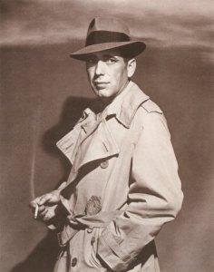 Bogart as Phillip Marlowe