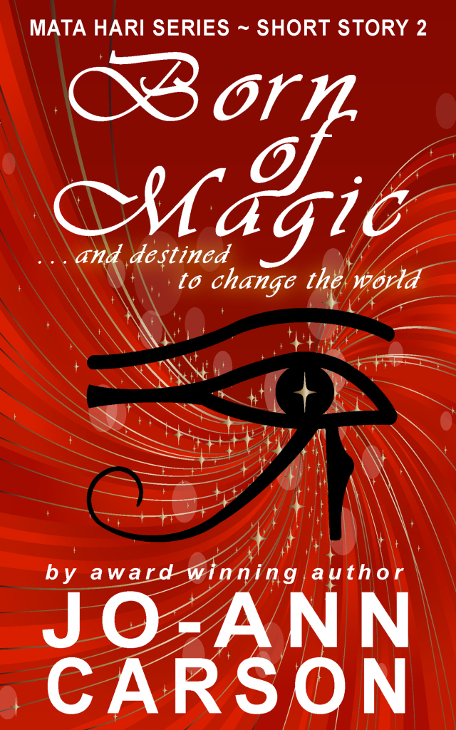 born of magic cover big