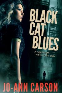 Amazon #Suspense #Givaway – Black CatBlues