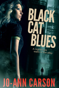 Goodreads Giveaway for Black CatBlues