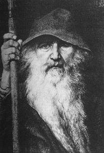 220px-Georg_von_Rosen_-_Oden_som_vandringsman,_1886_(Odin,_the_Wanderer)