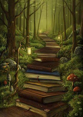 book trail