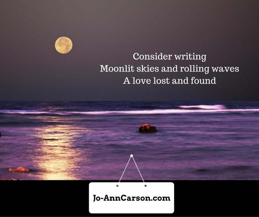 Consider writing