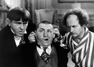 The Three Stooges, Wikipedia