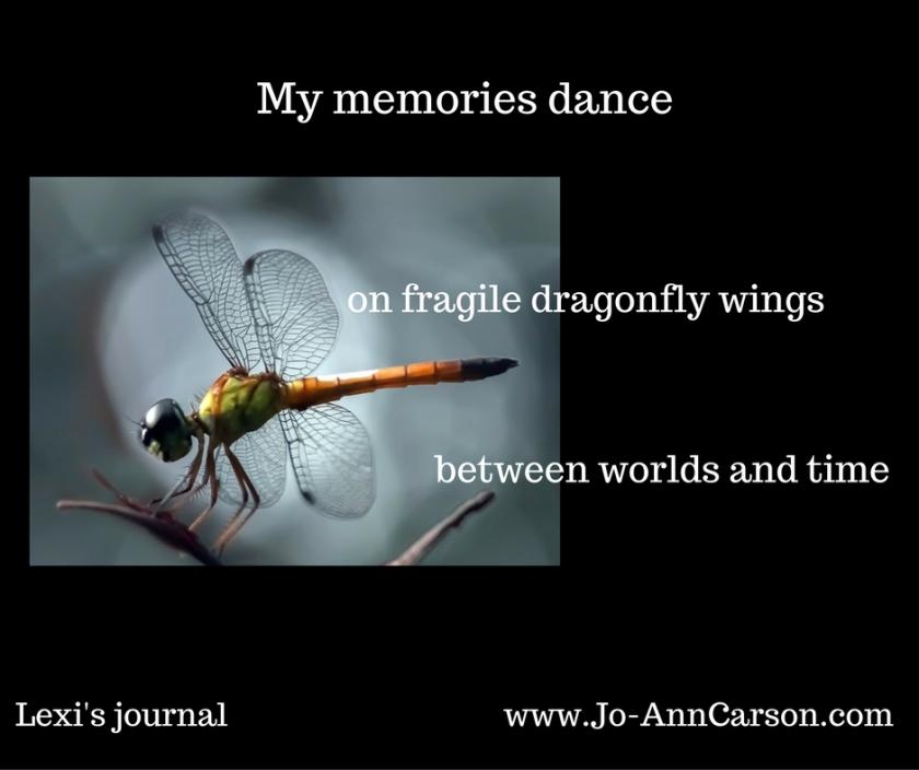 My memories dance