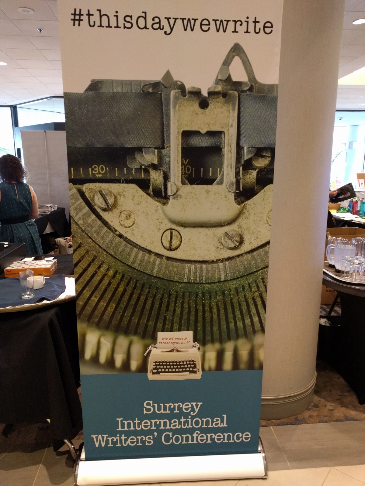 Top 10 Takeaways from #SiWC16 (Surrey International Writers' Conference)