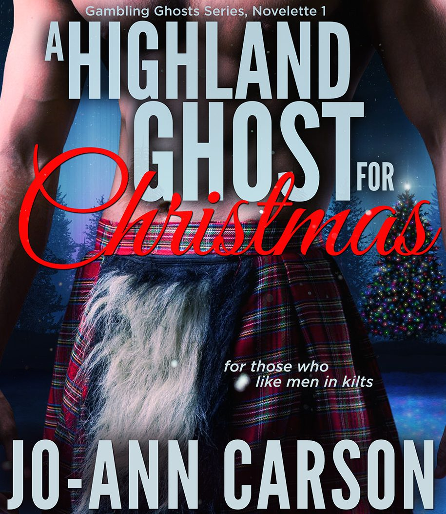 A Highland Ghost for Christmas – #99c #book Launch