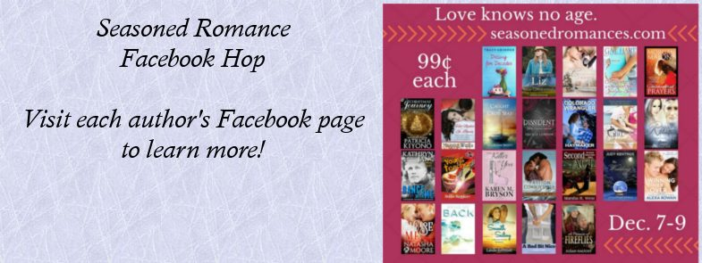#99cents Seasoned Romances on Sale – Marsha R West