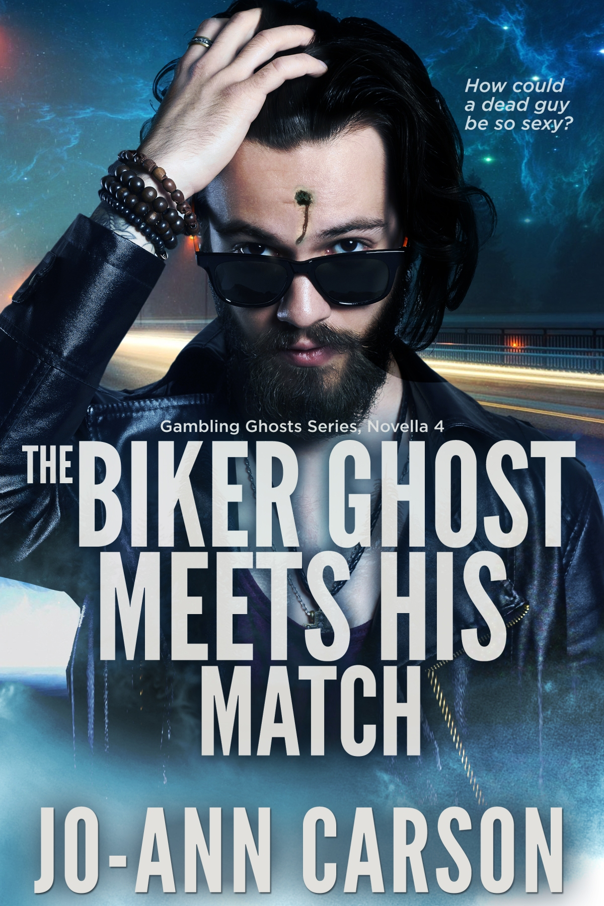 Release Day – The Biker Ghost Meets His Match
