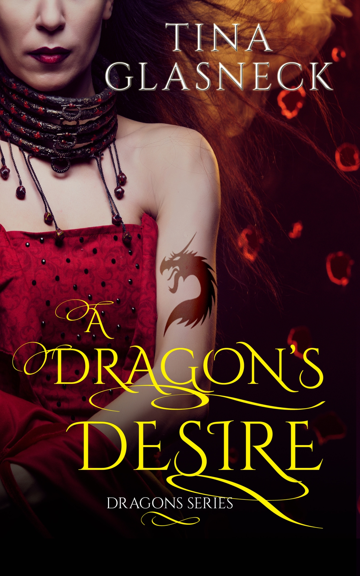 A Dragon's Desire- Tina Glasneck, #New Release