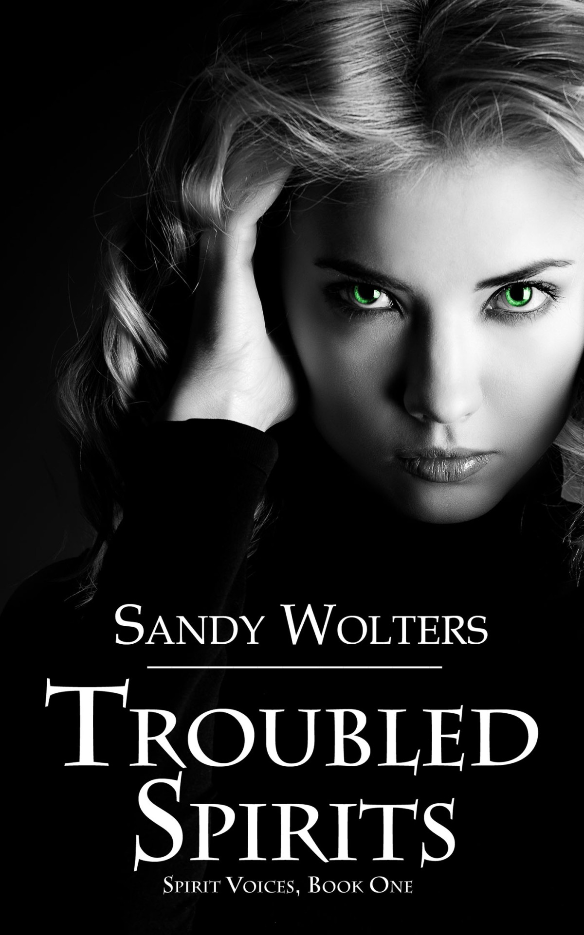 Troubled Spirits by Sandy Wolters #Book Release