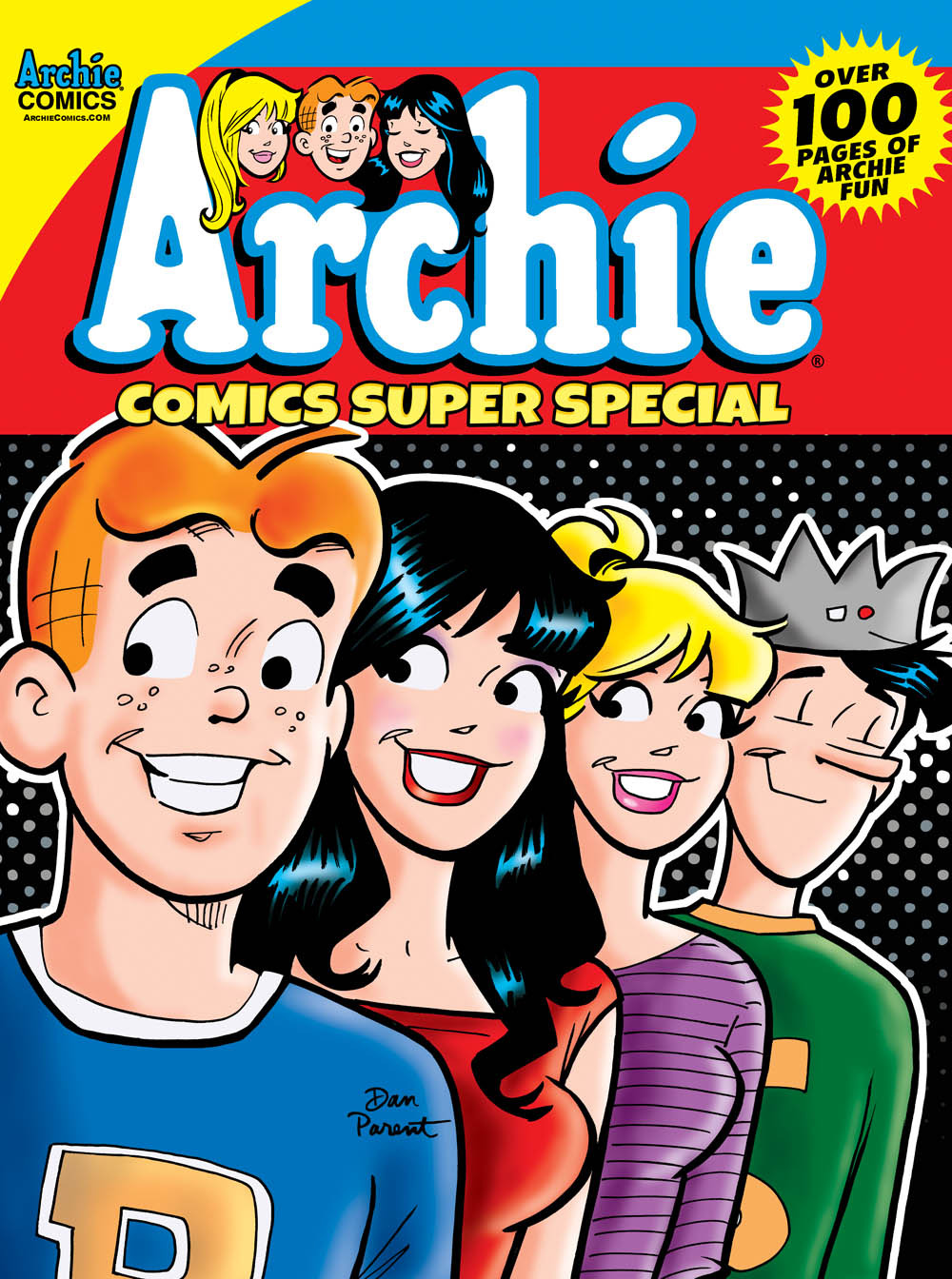 Gotta Love Archie #fbf #FlashbackFriday