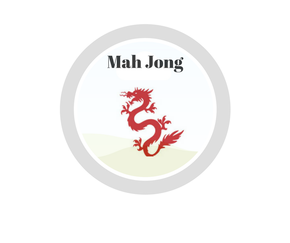 The 3 Dragons of Mah Jong #Mondayblogs