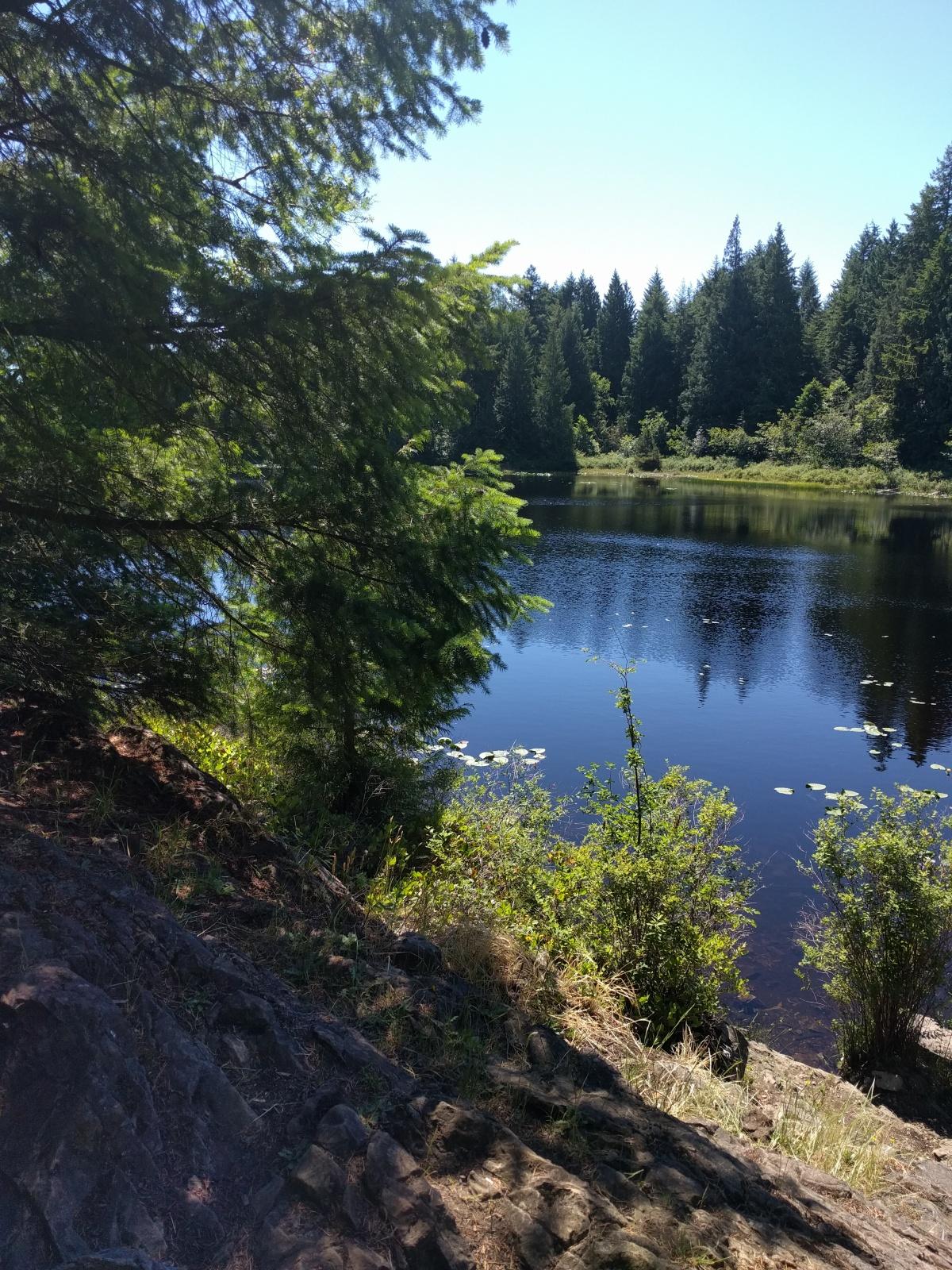 We Found Lost Lake, Nanaimo#Mondayblogs
