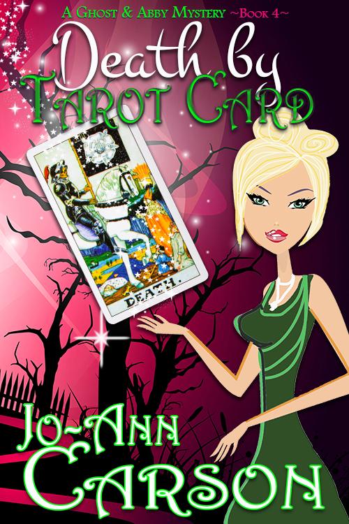 Death by Tarot Card Launch Day & MyStruggles!
