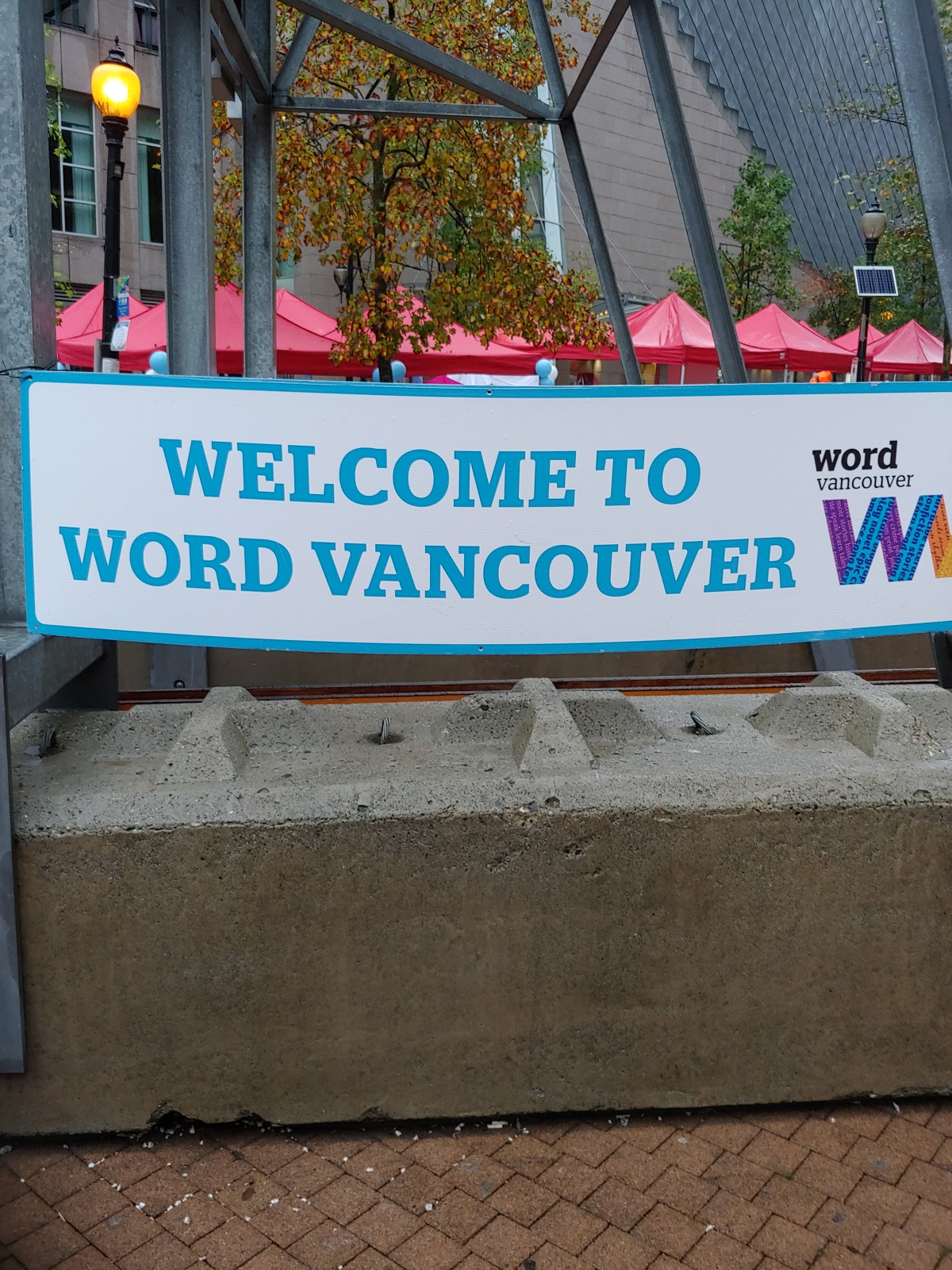 Rained Out at #Word Vancouver #MondayBlogs