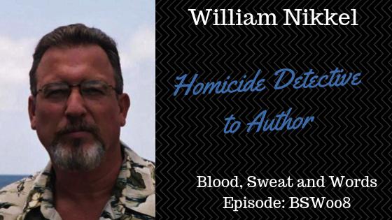 William Nikkel: Homicide Detective toAuthor